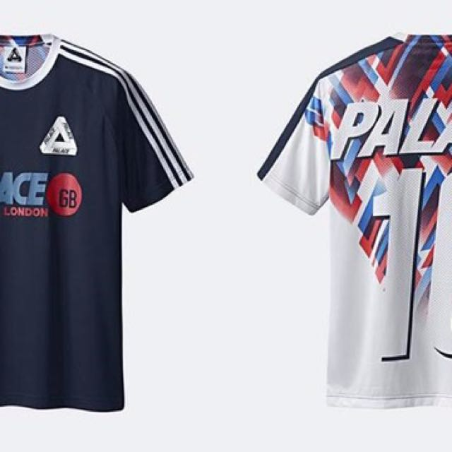 Guante Caso Wardian sector  ADIDAS X Palace Jersey, Men's Fashion, Clothes on Carousell
