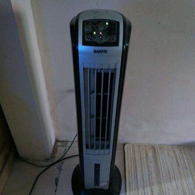 Air Cooler Merk Sanyo