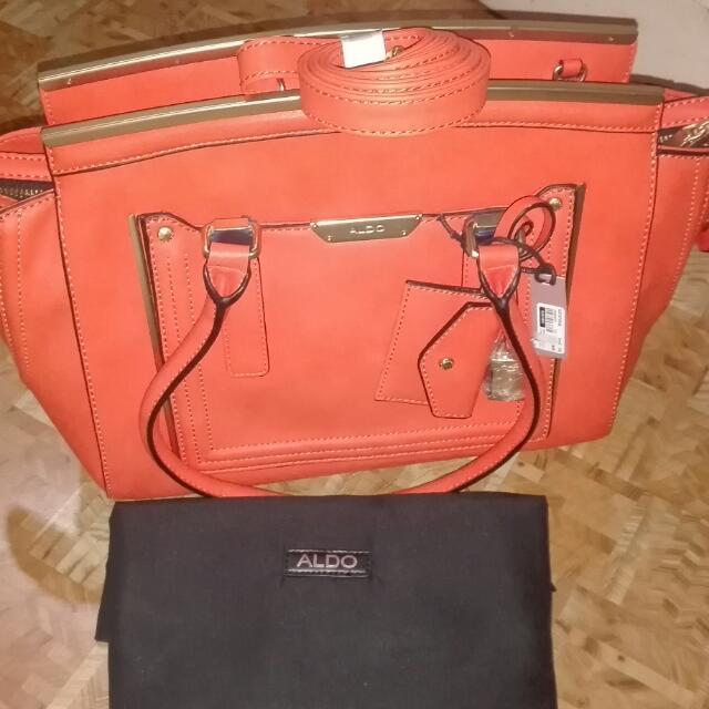 Aldo Bag Elevator Satchels(super sale)