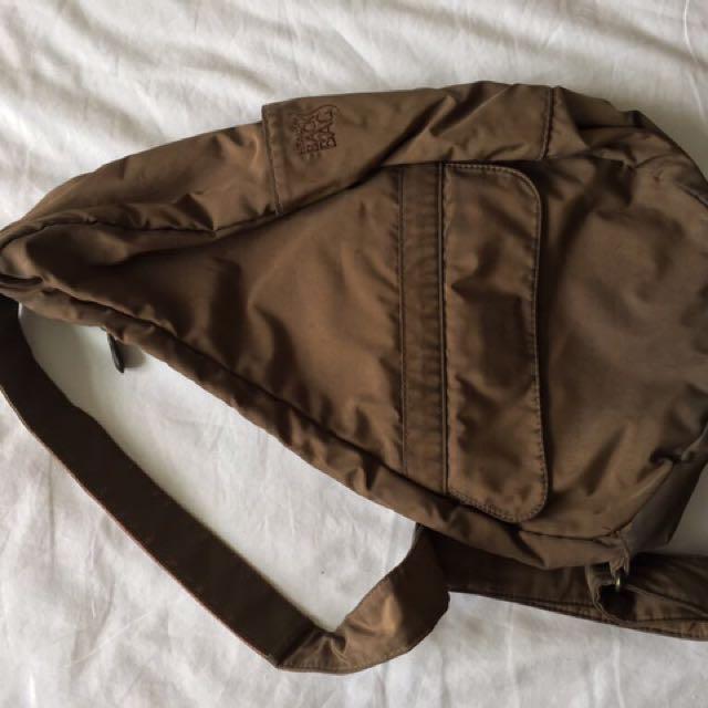 AmeriBag Healthy Back Bag Microfiber Small - Taupe 3605f15abb