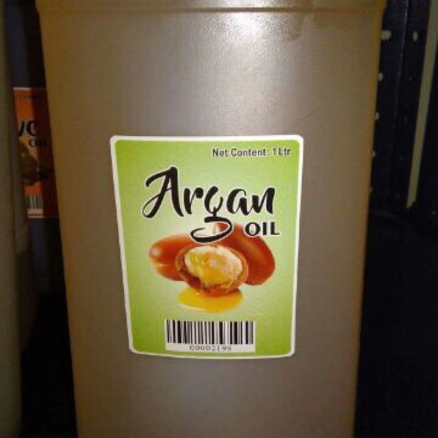 Argan Oil 1liter