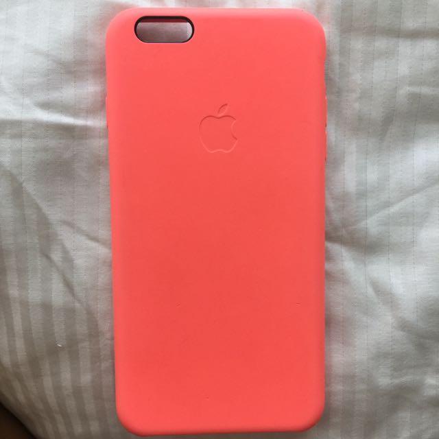 Auth Apple 6 Plus Silicon Case