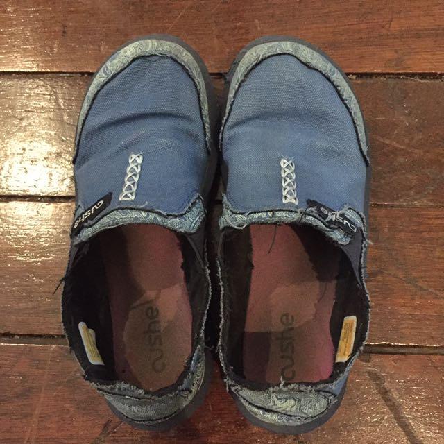Auth Cushe Foot Wear For Boys
