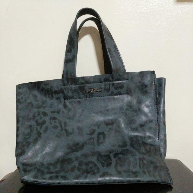 Authentic Furla Musa Tote Bag (Small)