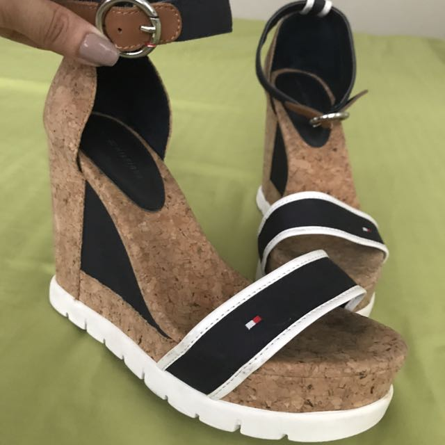 Authentic Tommy Hilfiger Wedge