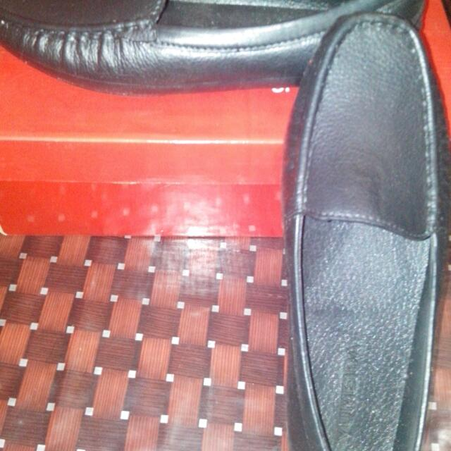 Black Flat Shoes Size 37 Fit To 36