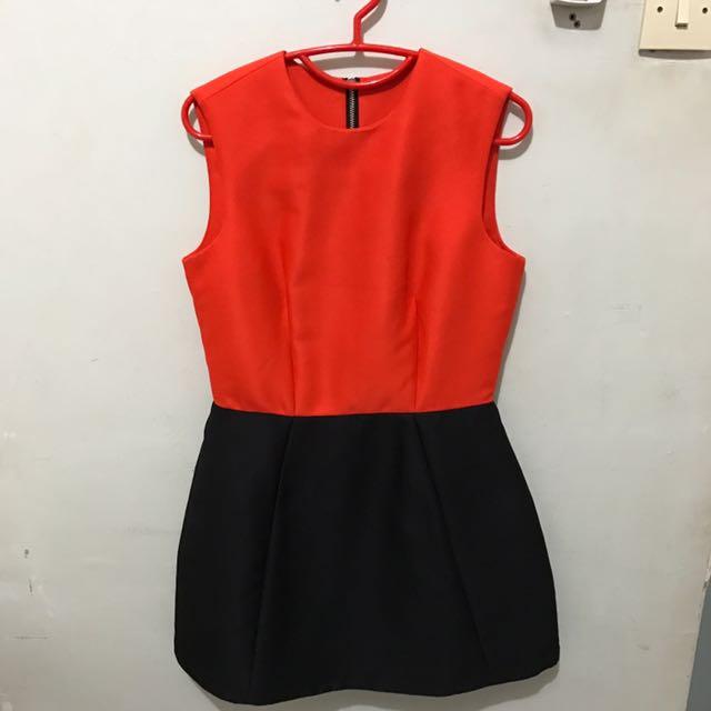 Black Orange Mini Dreas