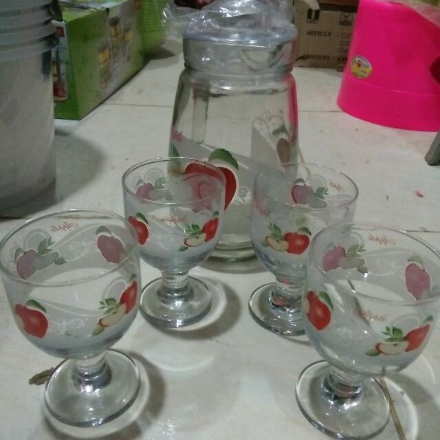 Blossom Drink Set