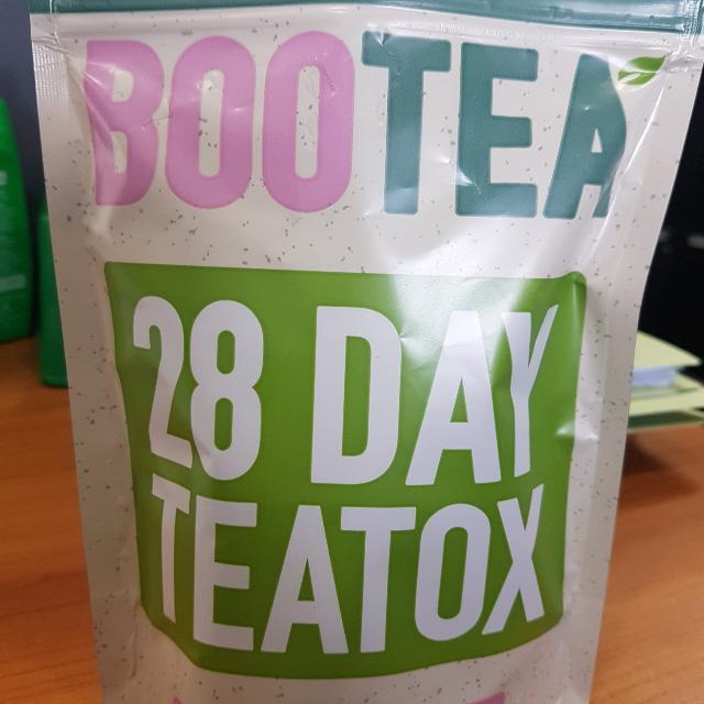 Bootea Daytime And Nighttime Teatox