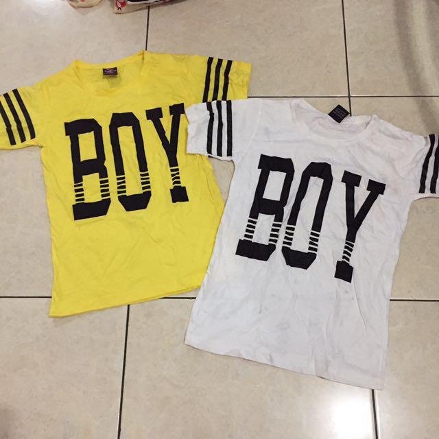 Boy Blouse