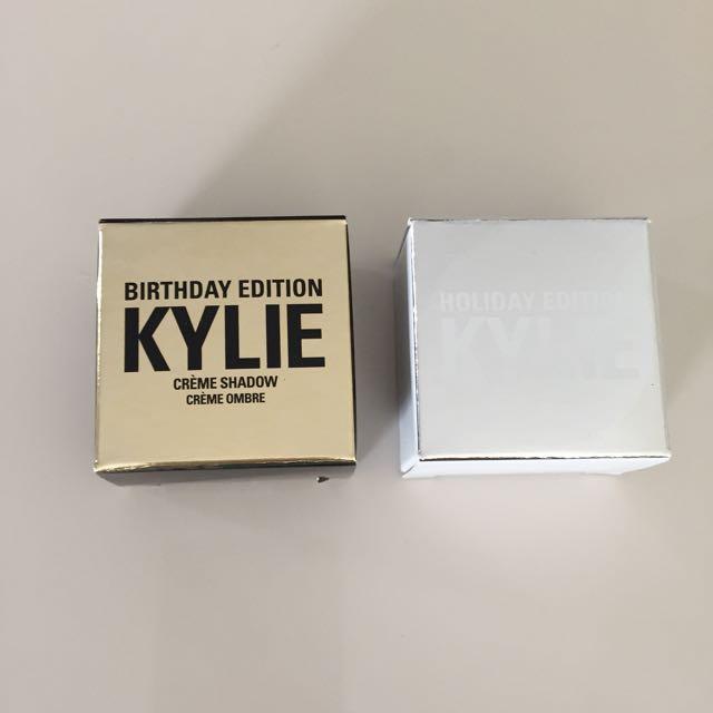 Brand New Kylie Creme Shadow