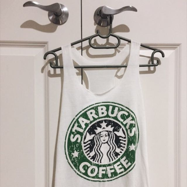 Brand New Starbucks Shirt From South-Africa