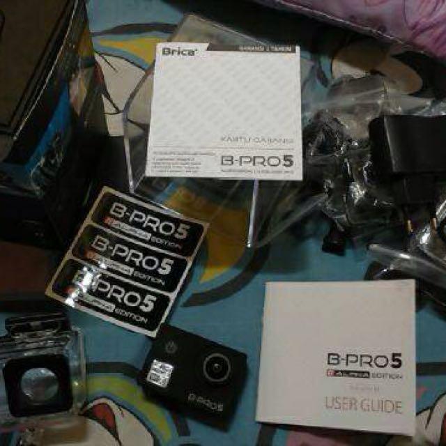 Brica B-PRO 5 Alpha Edition 2 4K Action Camera (AE 2 4K)