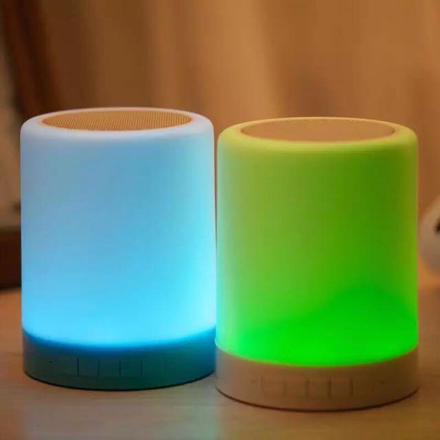 BT Speaker/Lamp