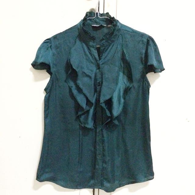 BUY 3 ONLY 55K Silk Green