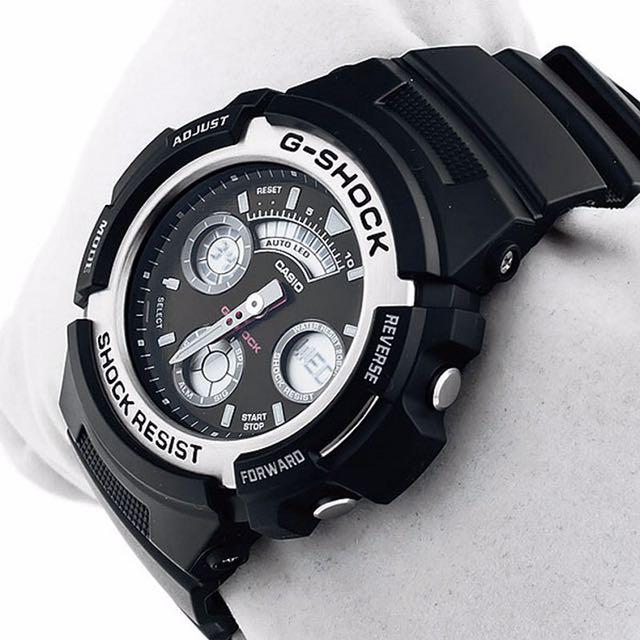 158dfe790b70 Casio G-shock Aw-590-1a