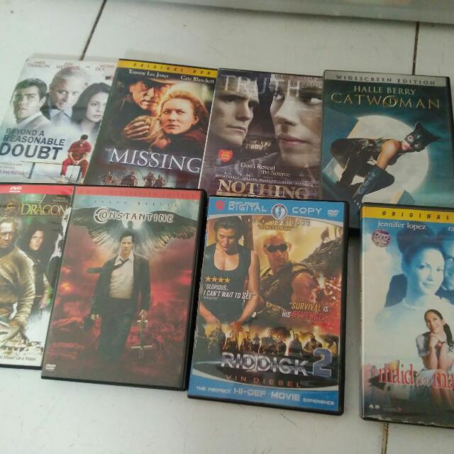 CD film action & indonesia