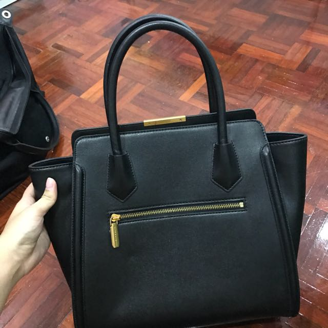 Charles Keith Handbag Women S Fashion Bags Wallets On Carou