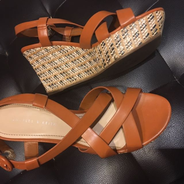 Charles And Keith Shoes Size 38