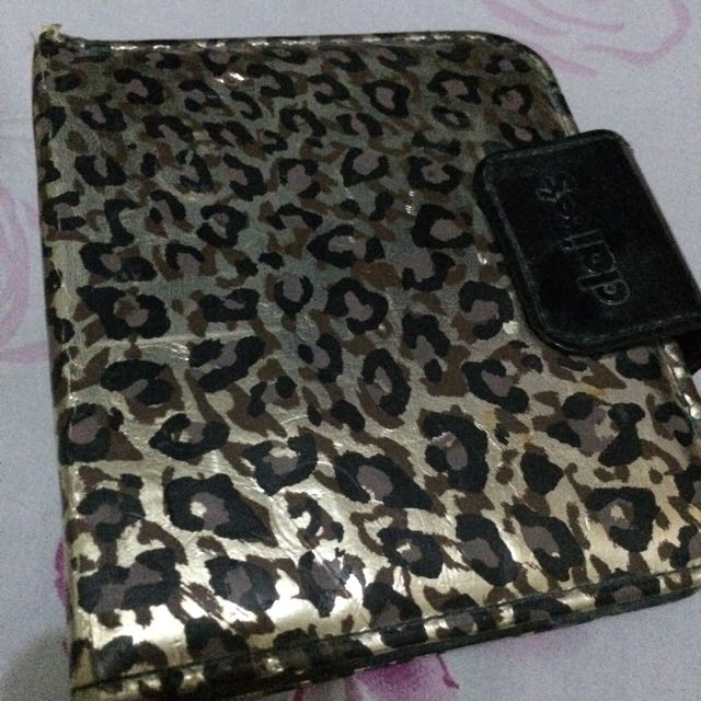 Claire's Leopard-print All-in-one make up pallette