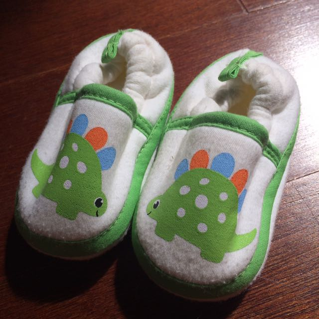 Dino Baby Shoes