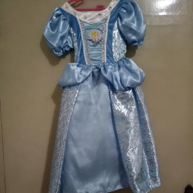 Dress Cinderella Anak