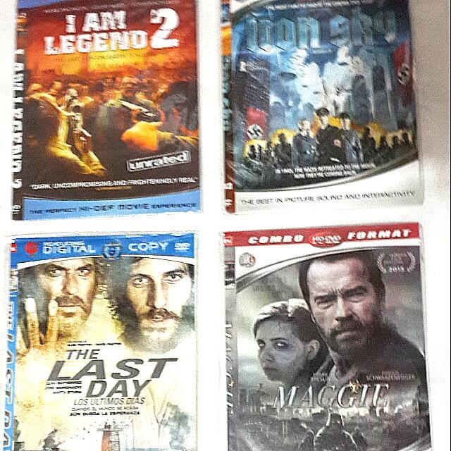 DVD film Zombie , Alien , Virus Murah  DVD seri 9
