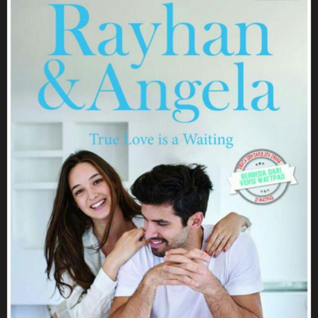 Ebook Novel Rayhan Dan Angela By @mathcamallow