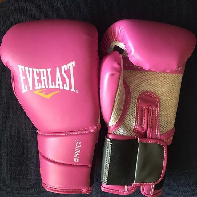 Everlast Gloves Boxing/muaythai 8 Oz