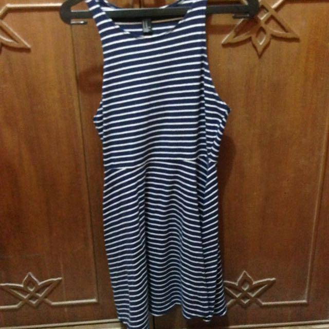 F21 Stripes Dress