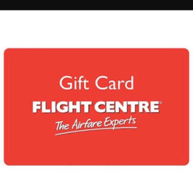 Flight Centre $500 Credit