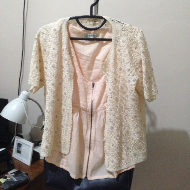 Forever 21 Baby Doll (include Outer)
