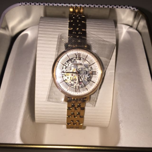 Fossil Jacqueline: Fossil Women's ME3072