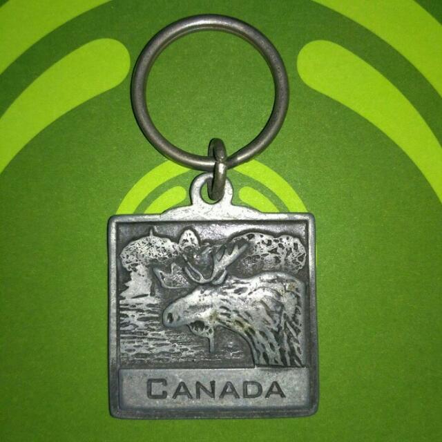 Gantungan Kunci Canada (Kanada)