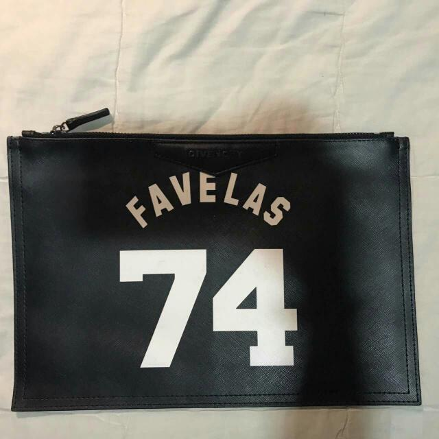 Givenchy Medium Zip Pouch