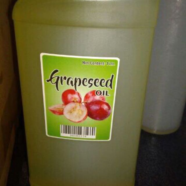 Grape seed Oil 1liter