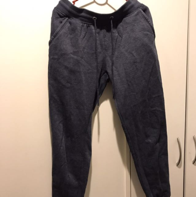 Grey Jog Pants