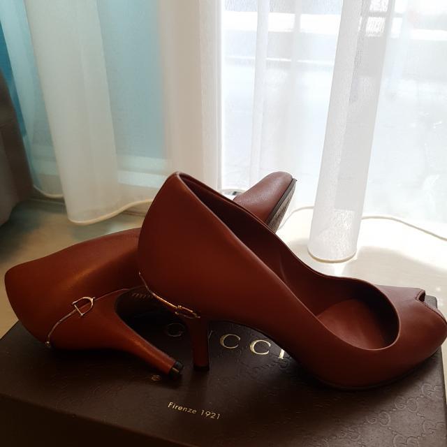 Gucci Shoes (Asli)