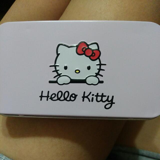 Hello Kitty 七件組刷具