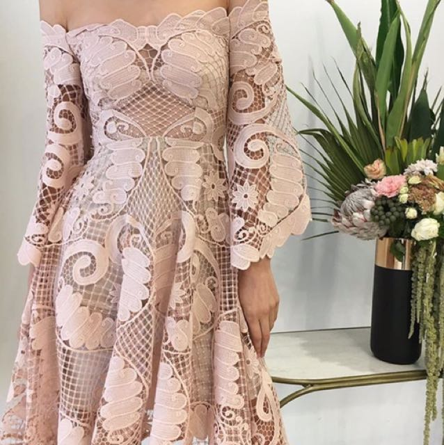 HIRE: Thurley Babylon dress Size 8