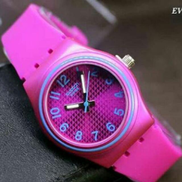 jam tangan swatch