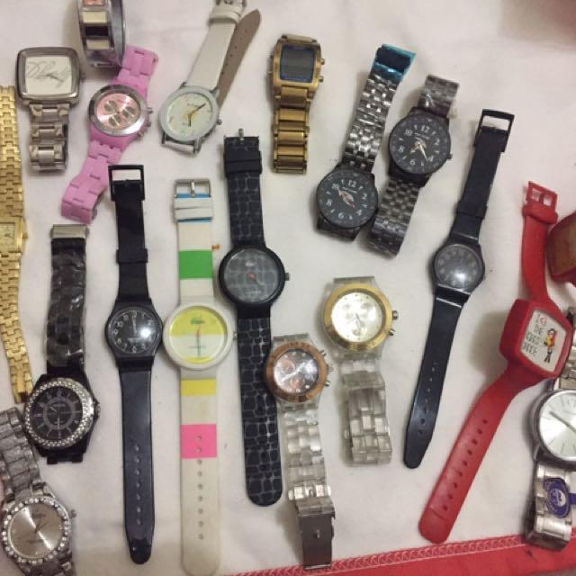jam tangan used murah meriah