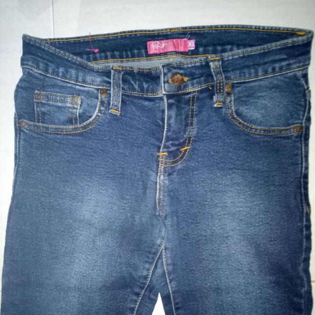 Jeans Merk pink