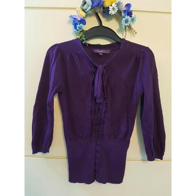Kamiseta Knitted Top