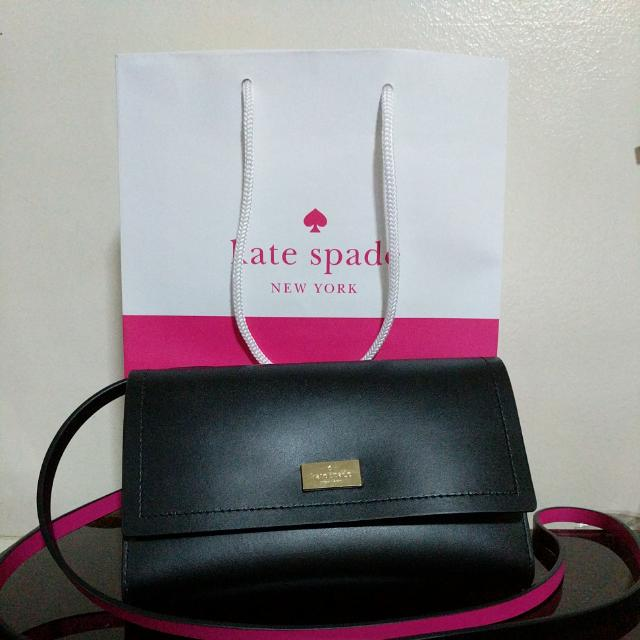 Authentic Kate Spade Wallet Sling Bag (Brand New)
