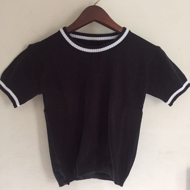 KNITTED TEE