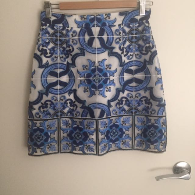 Kookai Skirt (Size 38)