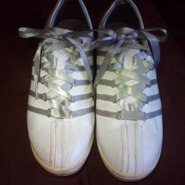 Kswiss Classic Lace Up Sneakers