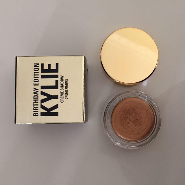 Kylie Creme Shadows