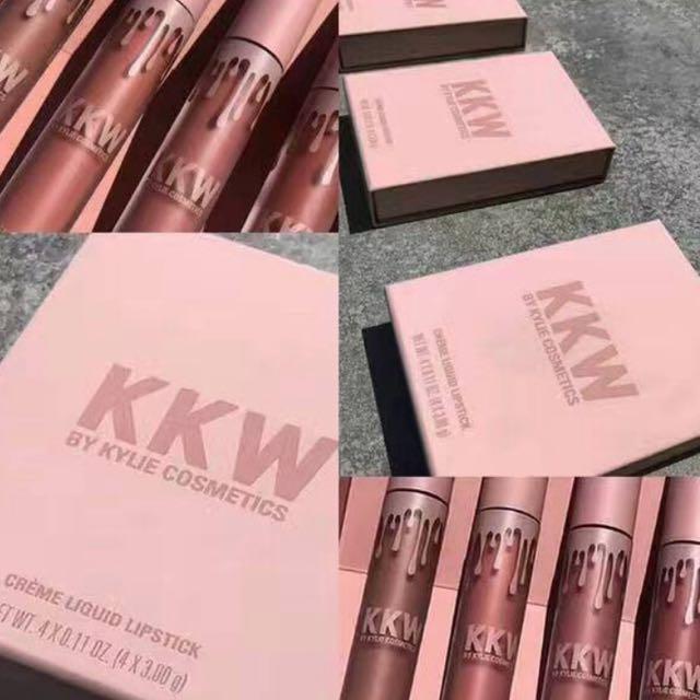 Kylie Kosmetics KKW Set